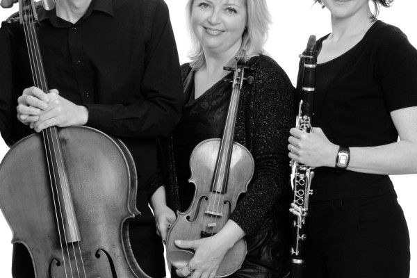 Goldfield Ensemble - Cello, Violin and Clarinet