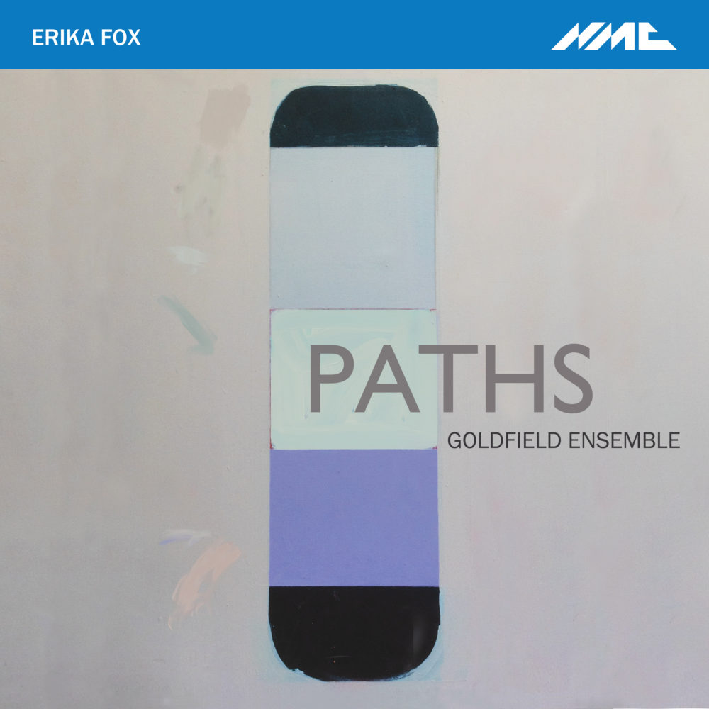 Erika Fox album 'Paths' (NMC Recordings)