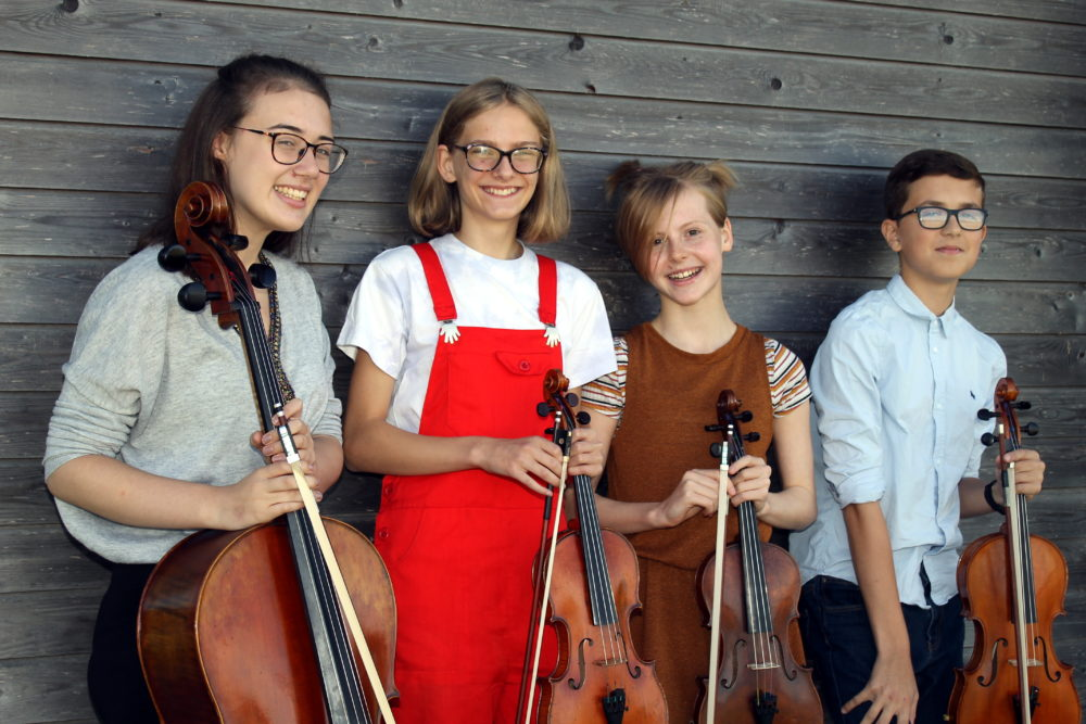 Goldfield Young Chamber Musicians